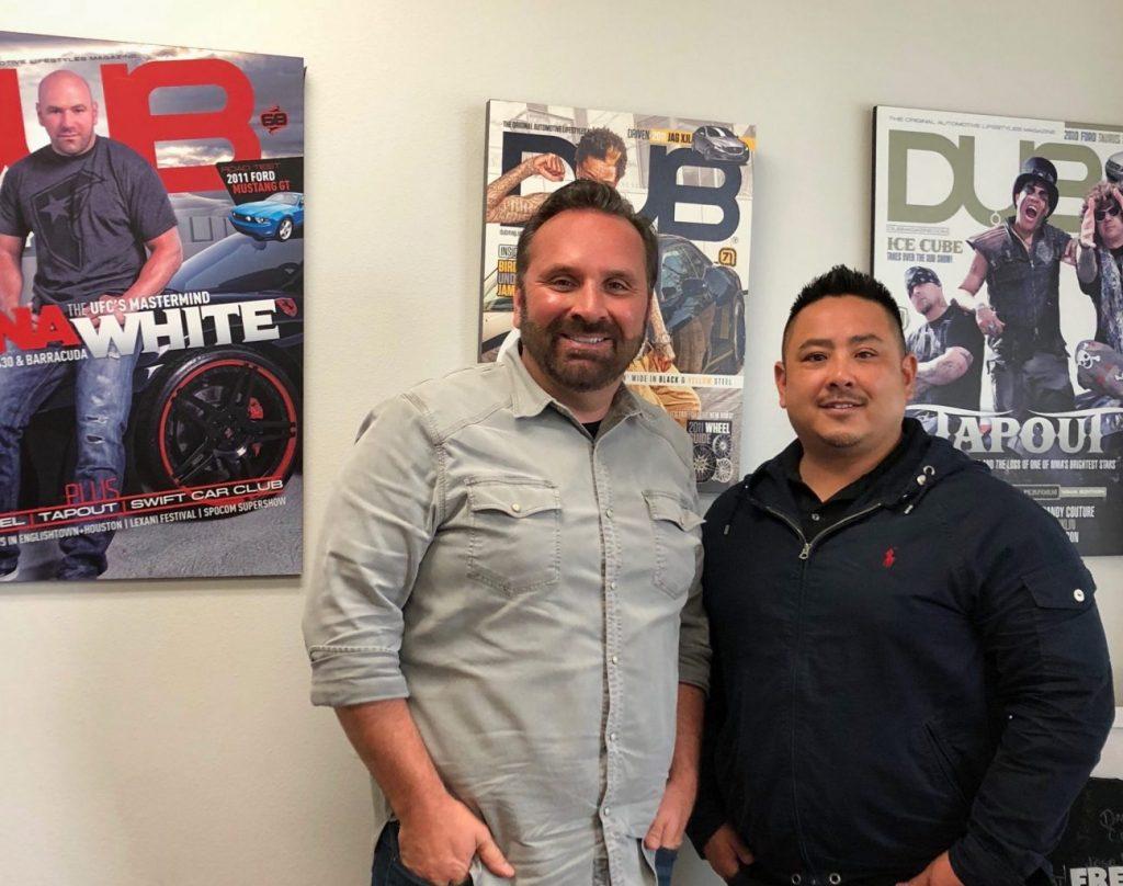 Patric Fransko Interviews Myles Kovacs from DUB Magazine