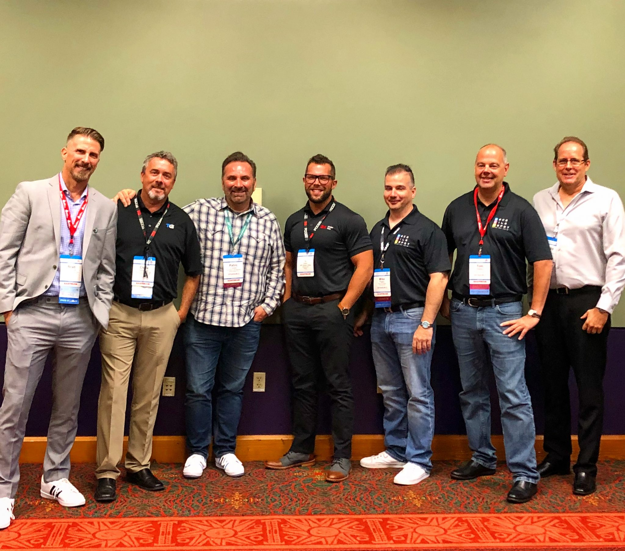 Round Table Podcast.Industry Leader Roundtable Podcast At Wfct In San Antonio