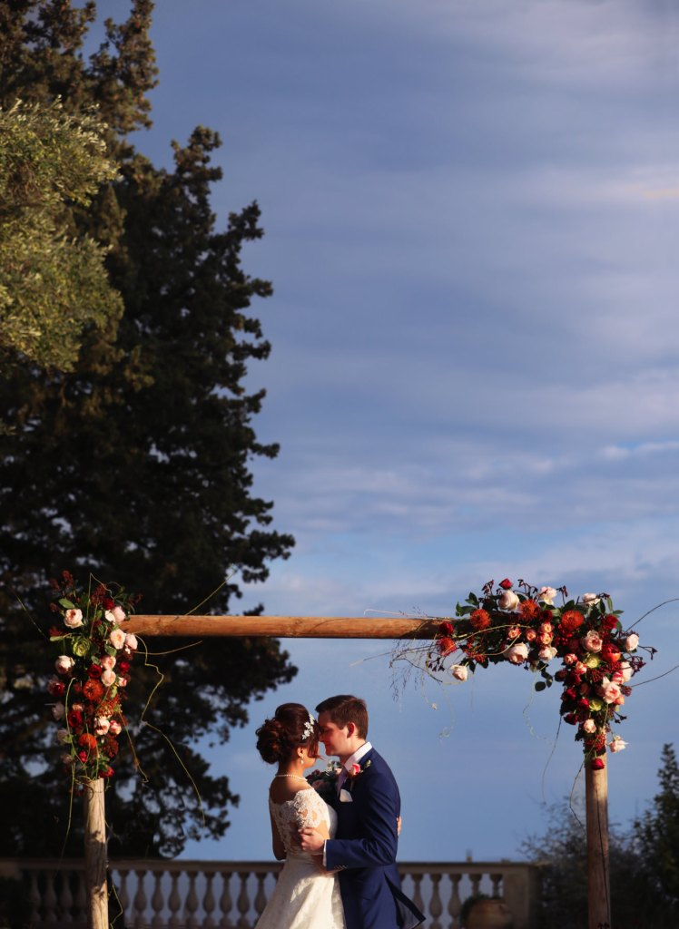 Corfu Autumn Wedding