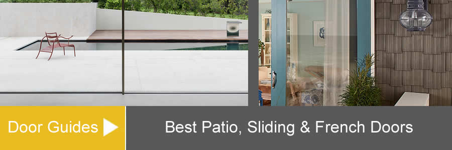 what are the best patio doors brands