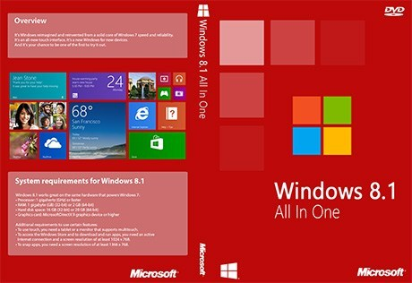 Windows 8.1 All in One ISO File 2021 Free - (PreActivated 32/64 Bit)