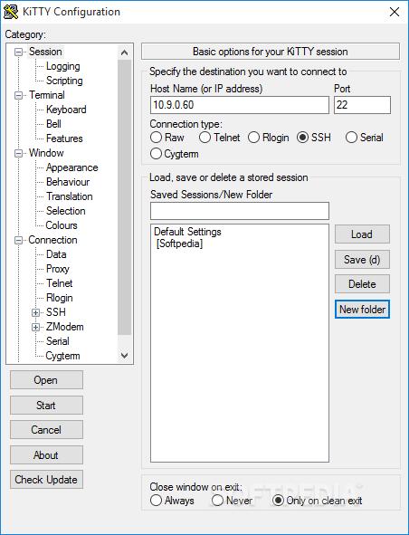KiTTY 0.63.0.1 Free