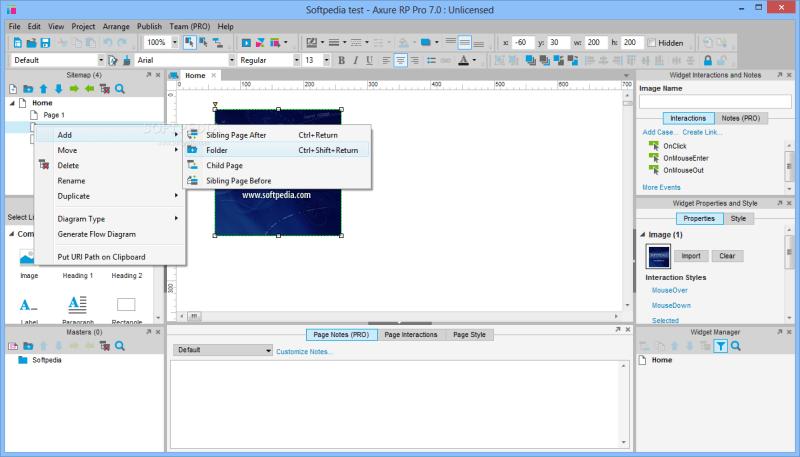 Axure RP Pro 9.0.0.3648 Torrent Download