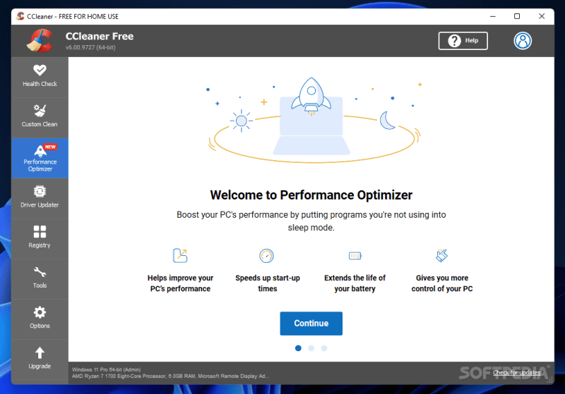 CCleaner 5.70.7909 Code Include File 2019 Download