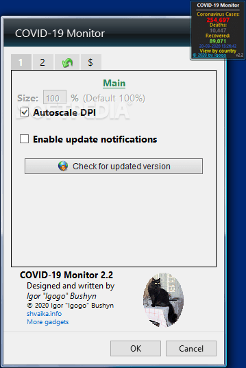 COVID-19 Monitor 10.42 Crack Torrent Download Cracked Latest