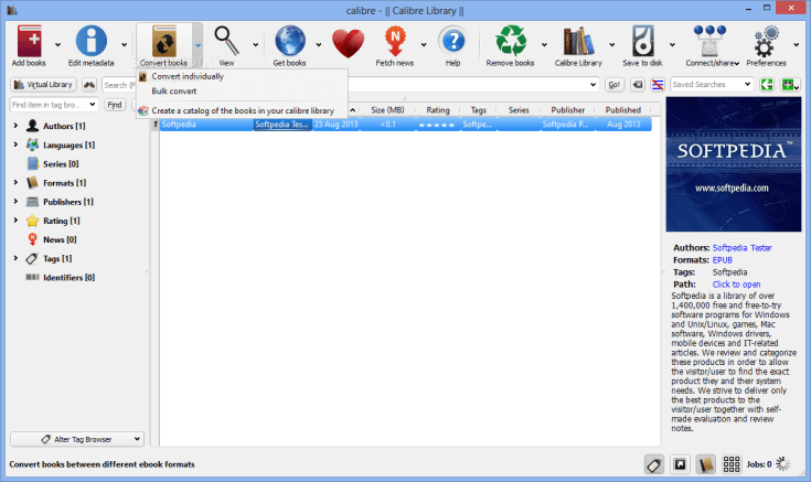 Calibre 3.45.0 Working Torrent
