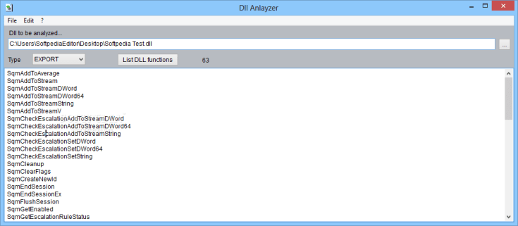 DLL Analyzer 1.800 Cracked