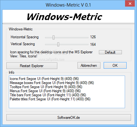 DesktopOK 7.55 Cracked Serial & Code
