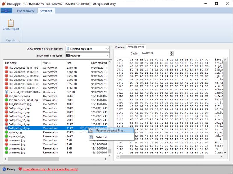 DiskDigger 1.20.17.2833 Cracked