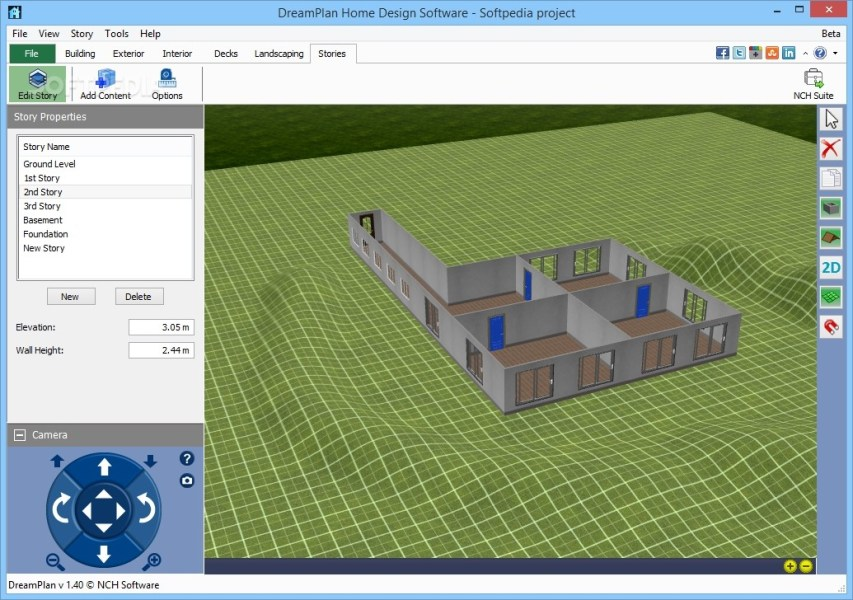 Download DreamPlan Home Design Software 3 11