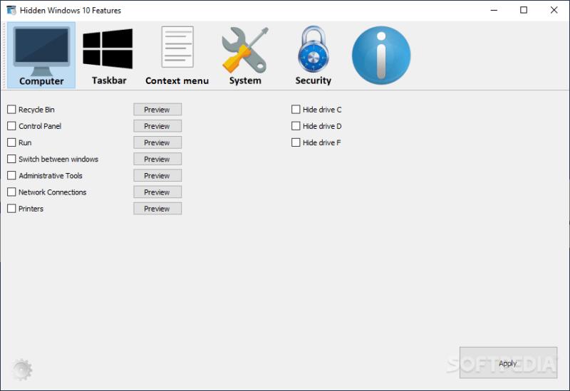 Hidden Windows Features 101.3.1 Torrent Download