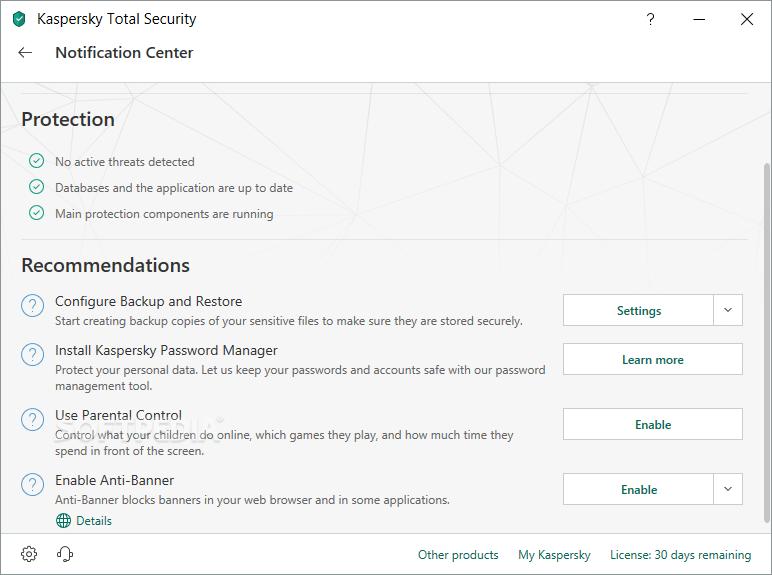 Kaspersky Total Security 21.1.15.500 Portable