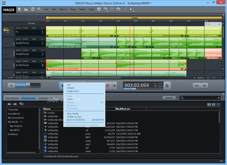 MAGIX - Sony Sound Forge Audio Studio 621.0.4.50 Cracked