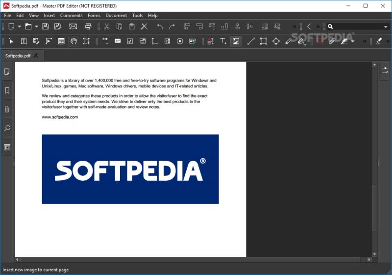 Master PDF Editor 5.6.9 Download