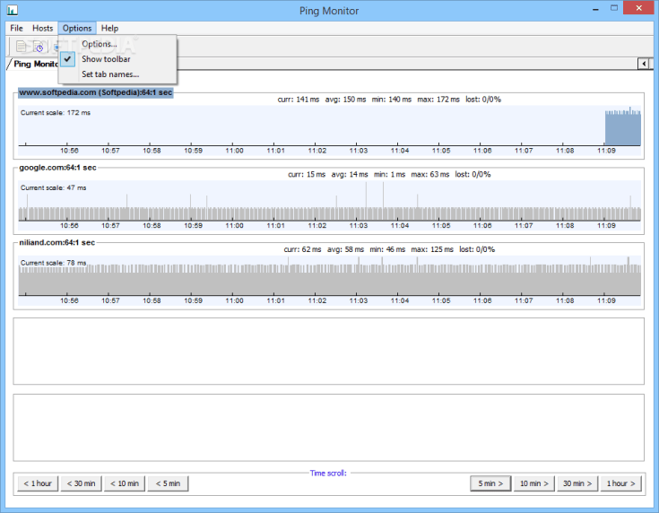 Ping Monitor 9.1 Working File