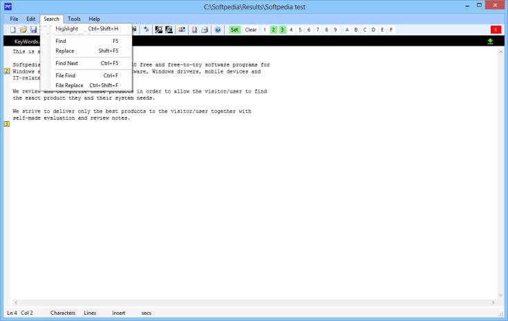 Program Edit 4.9.6 File Free