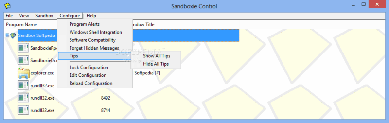 Sandboxie / Sandboxie Plus Serial