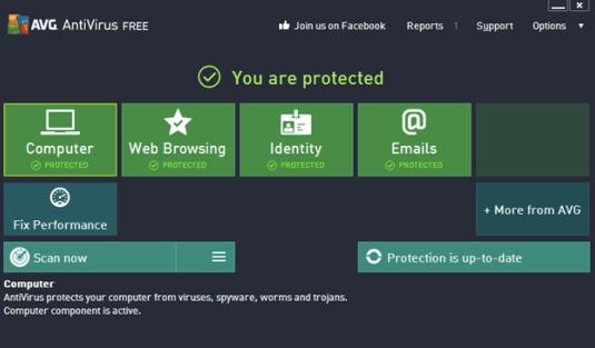 download avg antivirus for windows 10