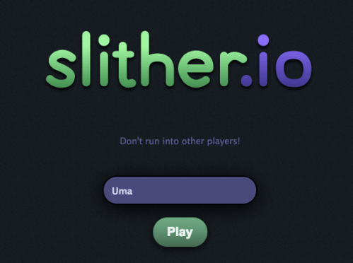 slither.io for pc, laptop