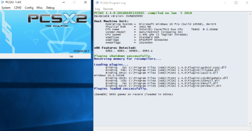 use ps2 emulator on pc