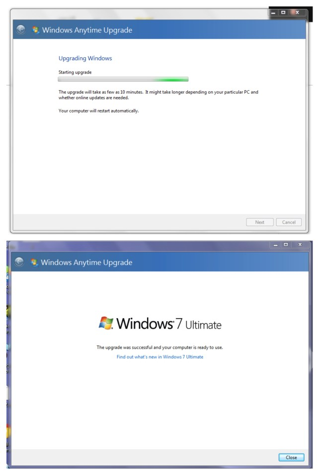 windows 7 anytime upgrade keys free
