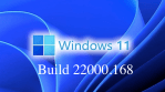 New Windows 11 Build 22000.168 (Update for Minimum System Requirements, Widget & Chat)