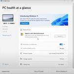 PC Health Check App Checks Windows 11 Compatibility
