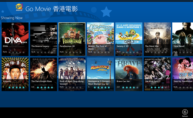 free movie apps for windows 8