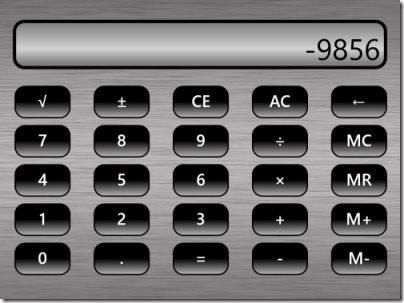 Windows 8 calculator apps
