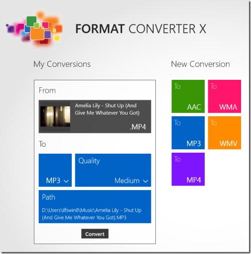 Format-Converter-X-application