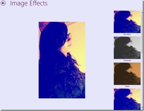 Image Efector
