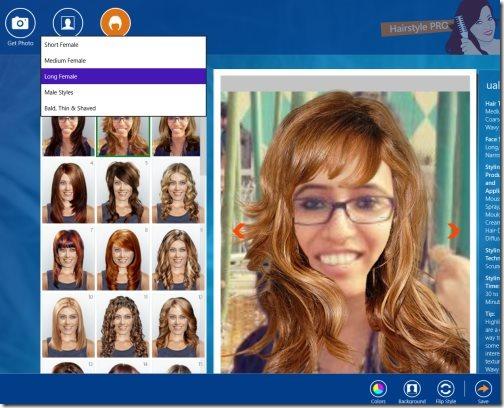 Photo Makeup Windows 8 apps
