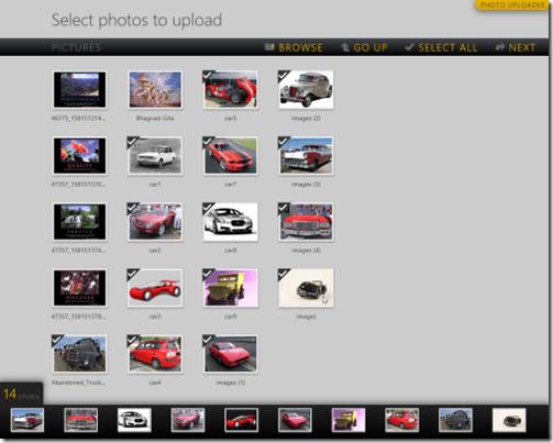 Photo-Uploader-for-Facebook-windows-8-app