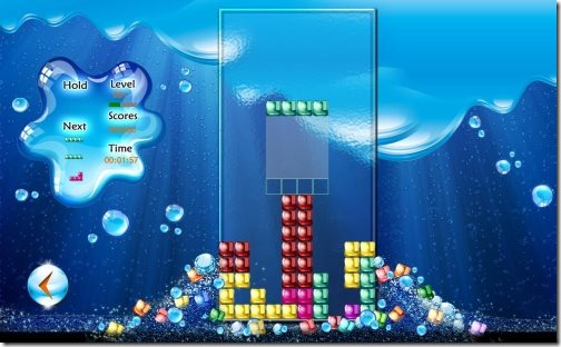 Windows 8 block puzzle game apps