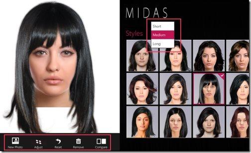 Windows 8 photo makeup apps