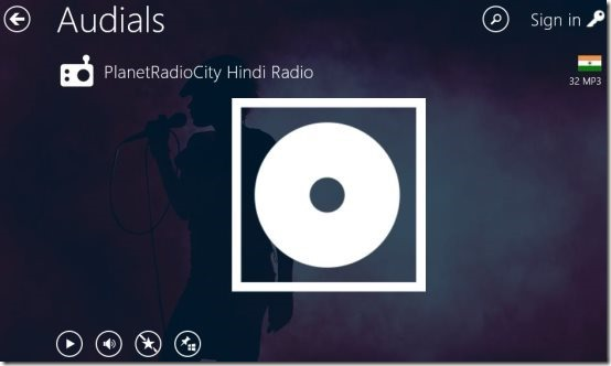 Audials Radio Player