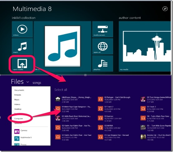 Multimedia 8- Access and play local media files