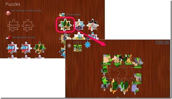 Puzzles- Picture Puzzle