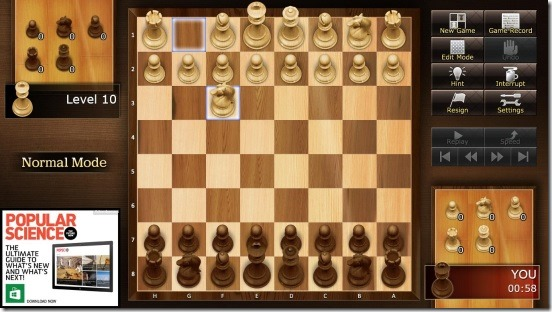 The Chess Lv.100 - game play