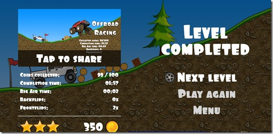 Offroad Racing- New level