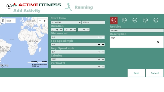 Active Fitness- Add Description