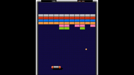 Brick Breaker - Game Play