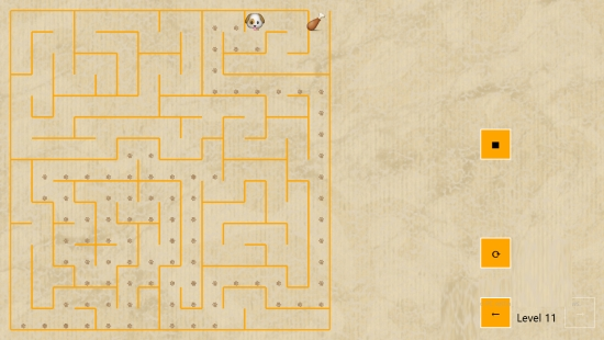 Dog Maze Race- Mode 1