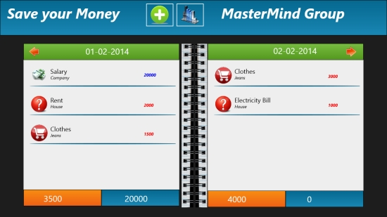 Windows 8 Expense Manager App Free: Save Your Money