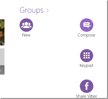 Viber - Groups Category