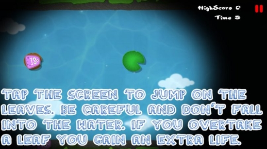 Jumping Frenzy - Instructions