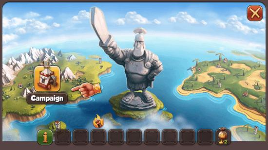 Total Conquest - Campaign