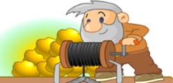 Gold Miner Classic App Icon