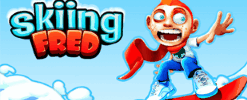 Skiing Fred - Featured Image