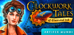 Clockwork Tales Of Glass and Ink app icon